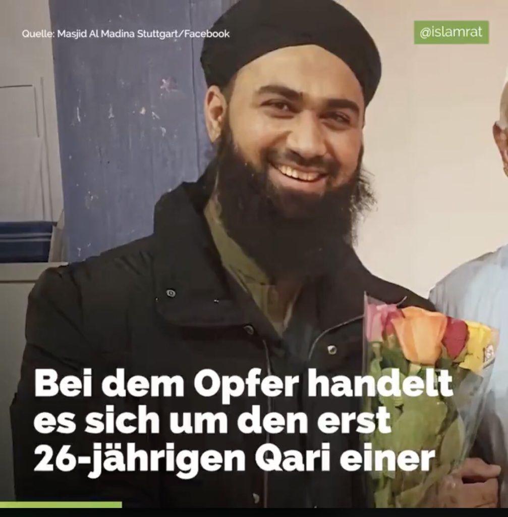 imam décédé en Allemagne