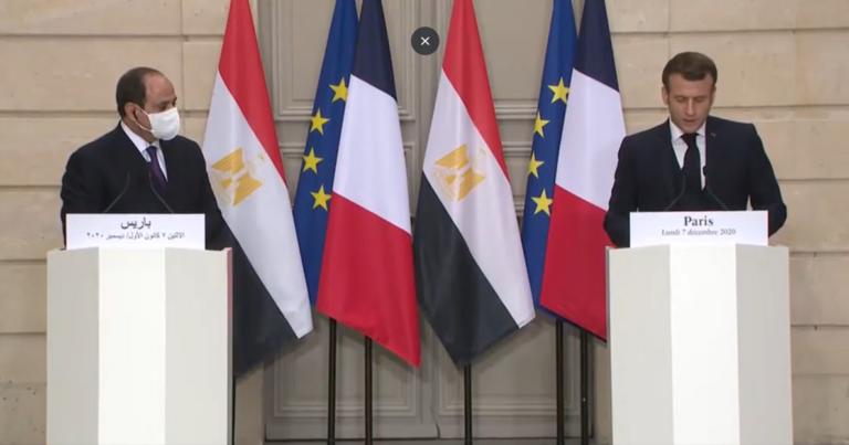 Sissi Macron