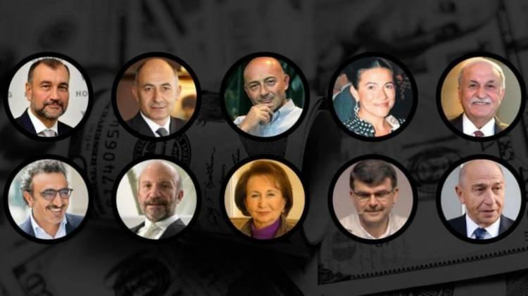 Milliardaires Turcs FORBES