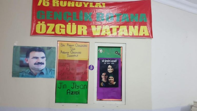HDP PKK Turquie terrorisme