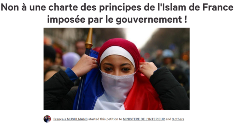 charte islam principe