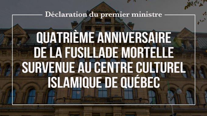 journée d'islamophobie au Canada