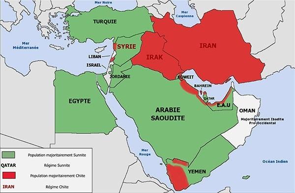 guerres chiites sunnites
