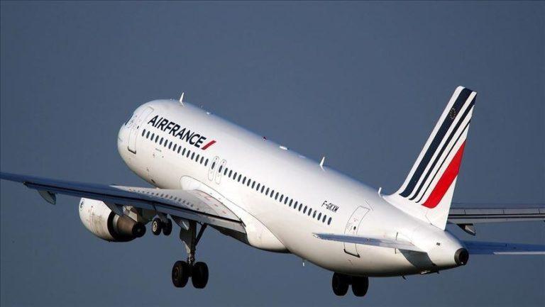 perte air France KLM