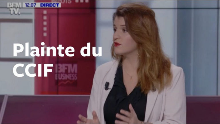 CCIF Marlène Schiappa