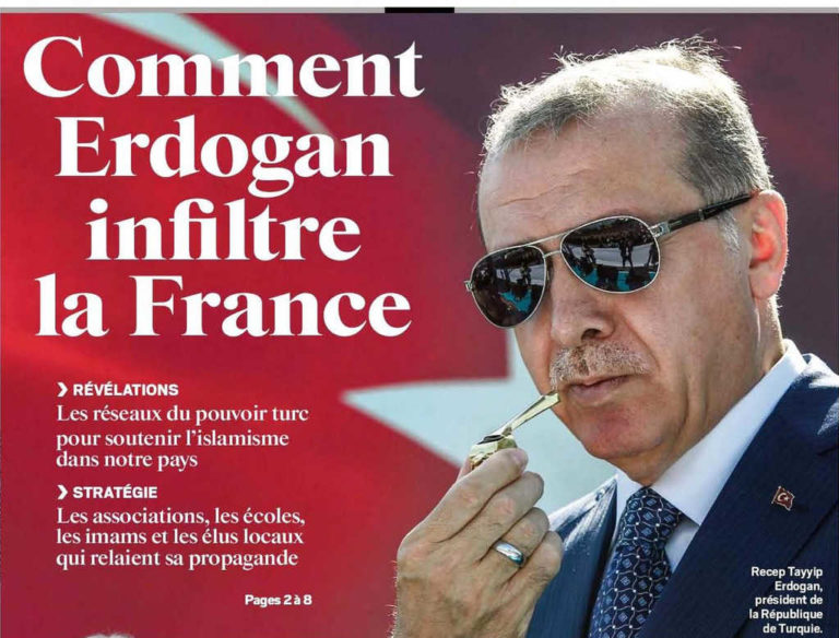mohamed sifaoui Turquie Erdogan