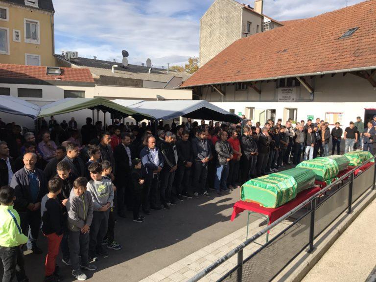 Aurélien Roellinger incendie mulhouse turcs