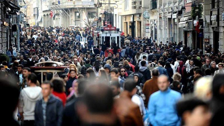 Population Turquie 2021
