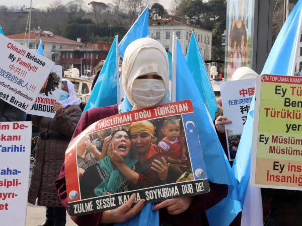 ouighours disparus en Turquie