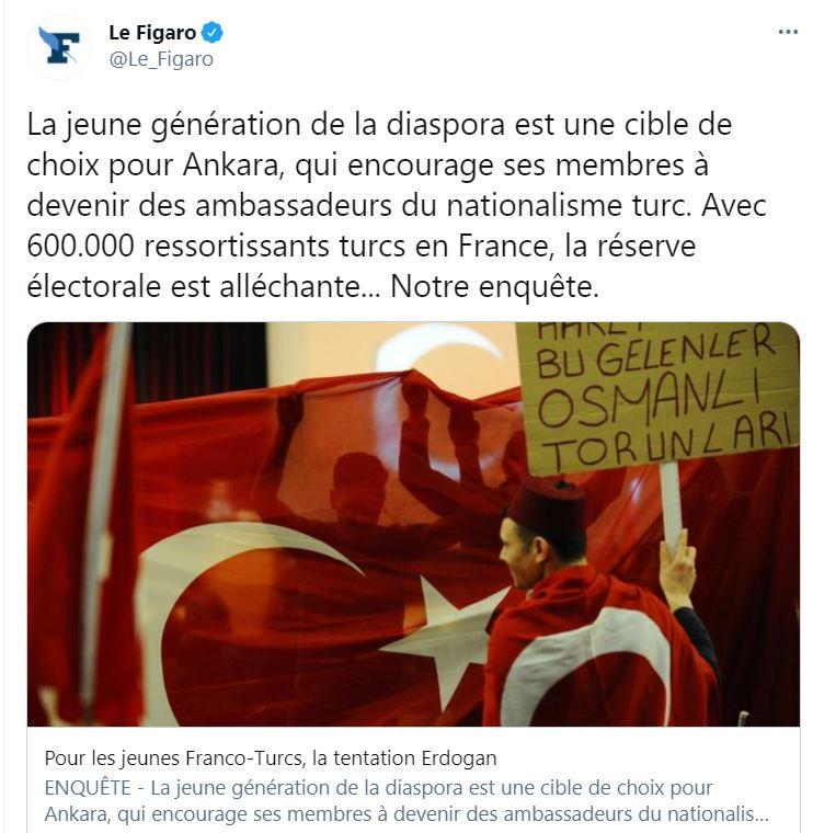 communauté turque de France