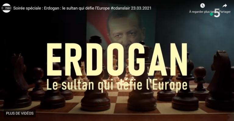 ingérence française Erdogan