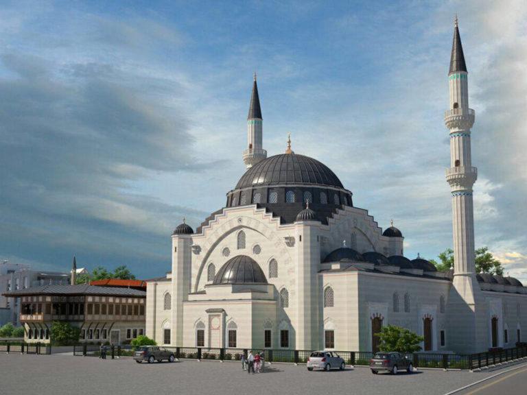 financement mosquée Eyyub Sultan