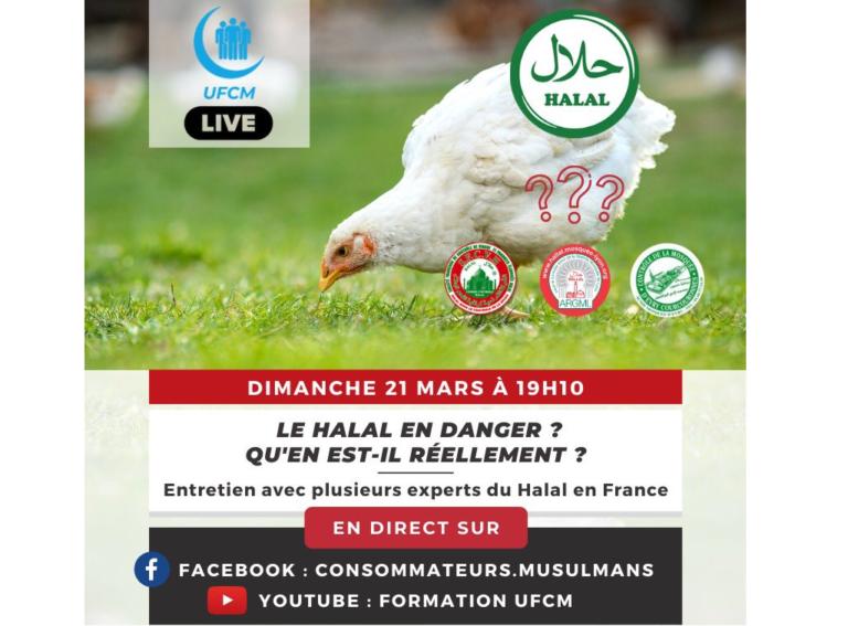 poulet abattage halal