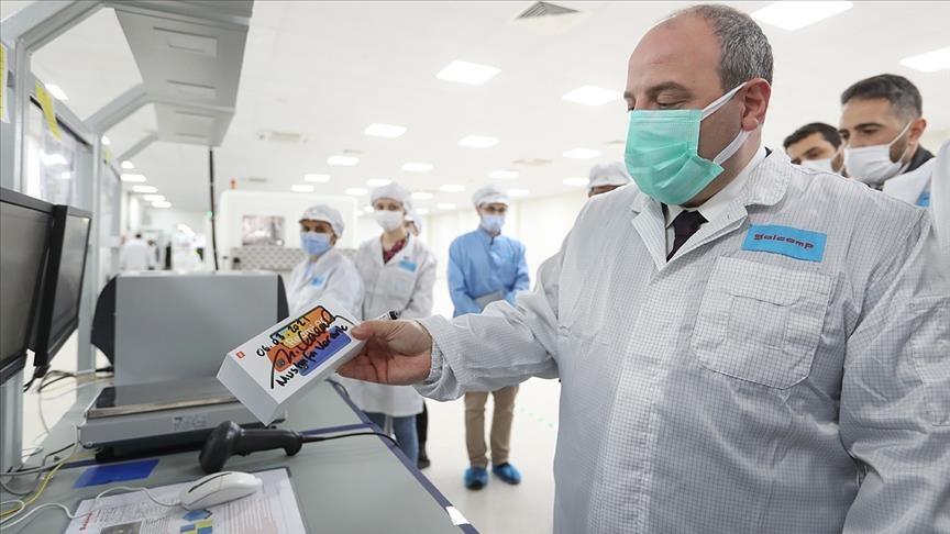 usine xiaomi