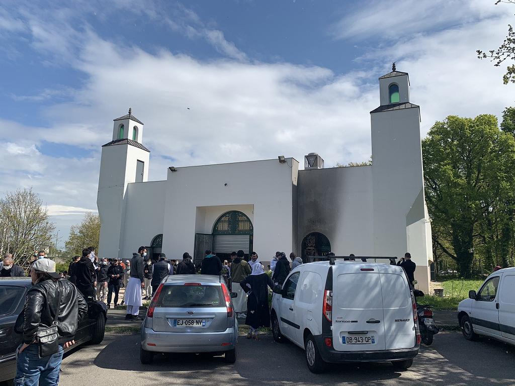 Mosquée Arrahma islamophobie