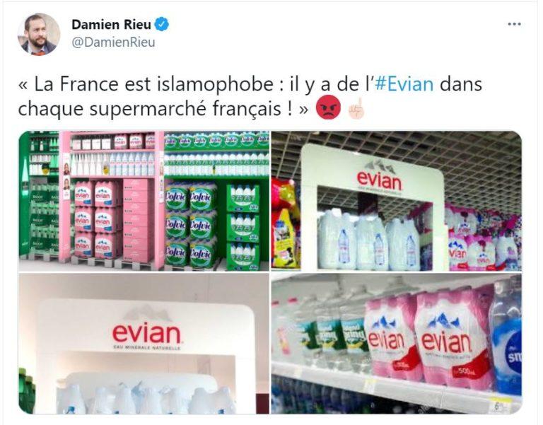 Evian Ramadan