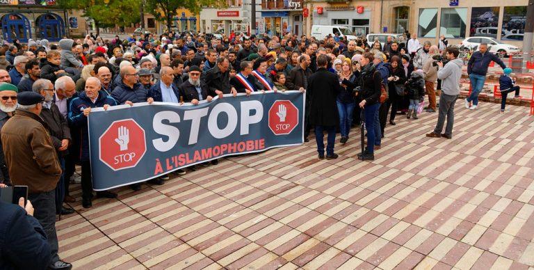 lutte contre islamophobie