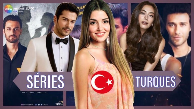 les séries turques sur la freebox