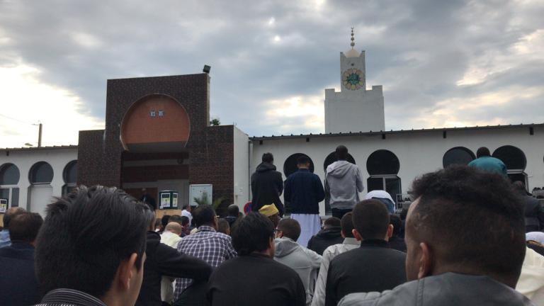 menace contre la mosquée le mans