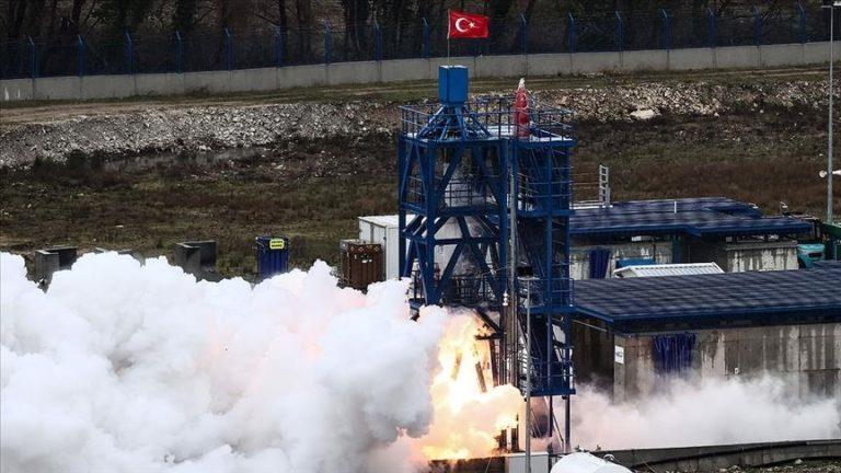 Turquie propulseur vaisseau