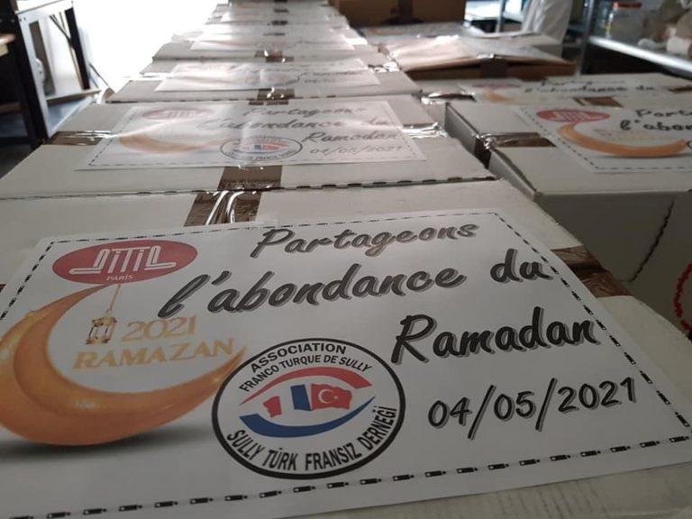 Partage Ramadan Solidarité