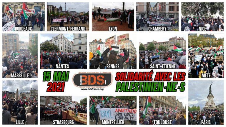 boycotter les produits israéliens