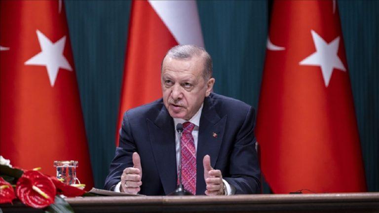 Erdogan islamophobie occident