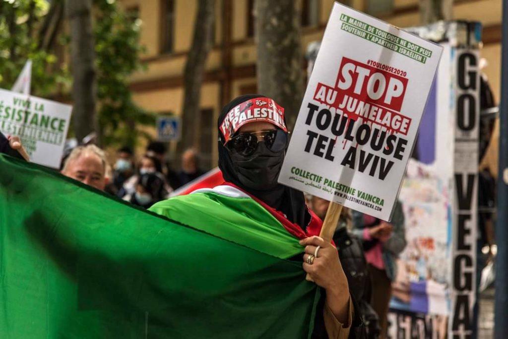 Manifestations pour Georges Abdallah