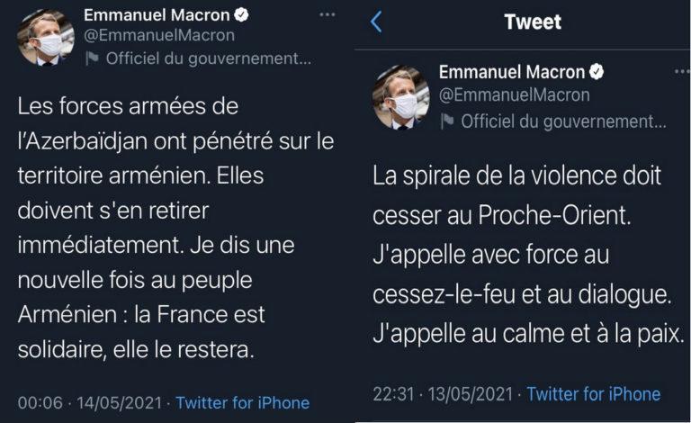 réaction française israël