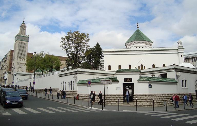 mosquées surveillées