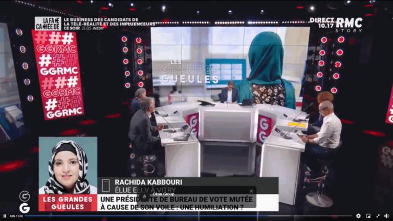 Rachida Kabbouri EELV