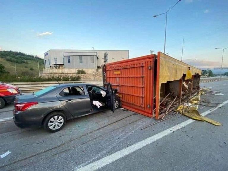 Yusuf Sal accident