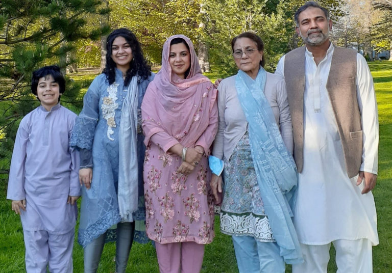 famille musulmane Canada islamophobe