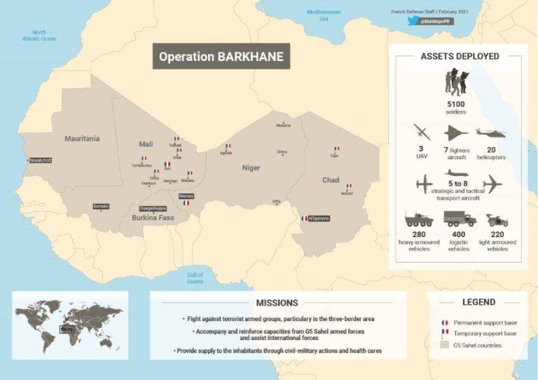 fin opération Barkhane Mali