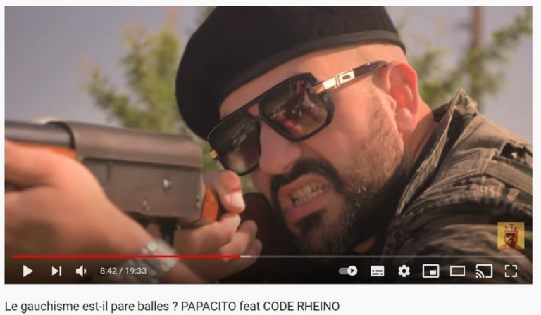 vidéo Papacito
