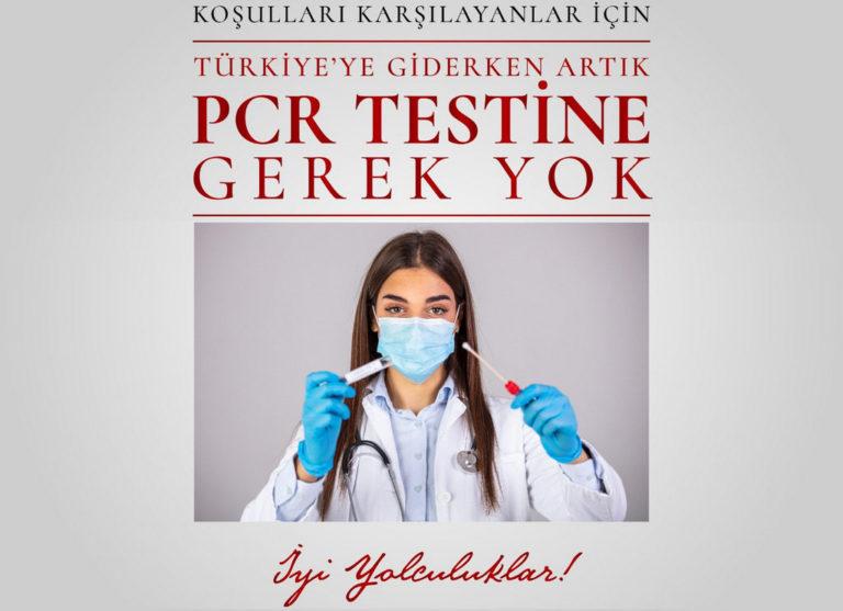 test entrée Turquie