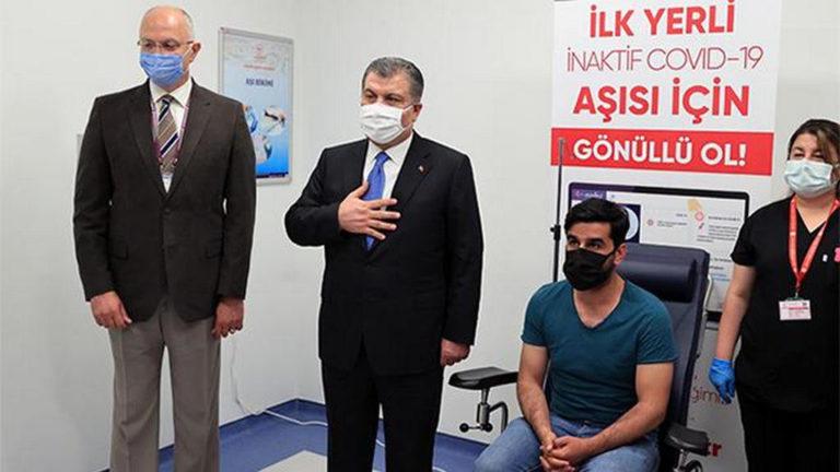 vaccin turc turkovac