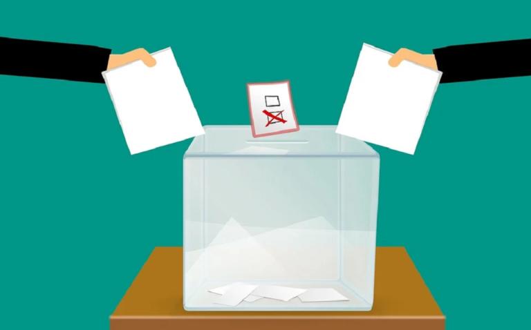 vote blanc France