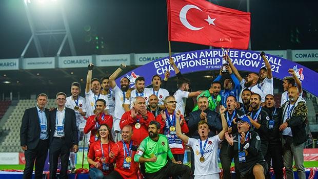 football amputés turquie
